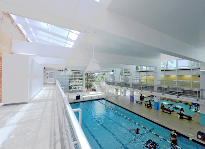 Westside jewish community center 5870 w olympic blvd - Indoor swimming pool in los angeles ...