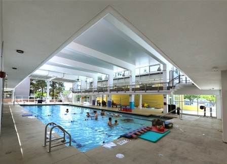 Westside Jewish Community Center Swim Lessons
